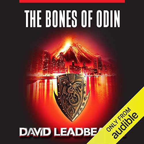 The Bones of Odin Audiobook By David Leadbeater cover art