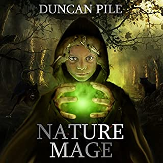Nature Mage cover art