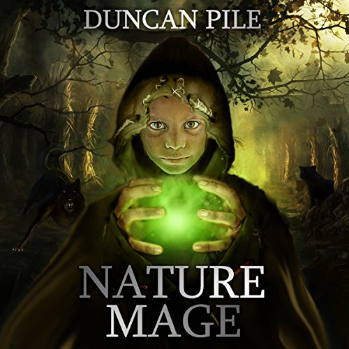 Nature Mage audiobook cover art