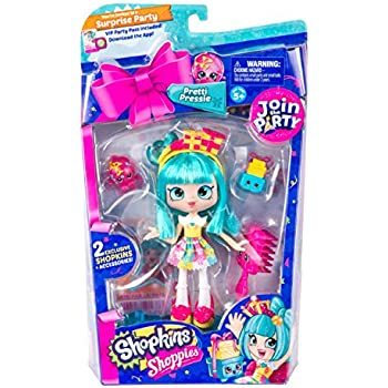 Shopkins Shoppies Party Themed Dolls - Pretti | Shopkin.Toys - Image 1
