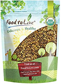 Organic Antioxidant Mix of Sprouting Seeds, 8 Ounces — Non-GMO Broccoli, Alfalfa, Clover, Rich Germination Rate, Non-Irradiated, Kosher, Vegan Superfood, Bulk, Rich in Sulforaphane