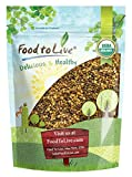 Organic Antioxidant Mix of Sprouting Seeds, 1 Pound — Non-GMO Broccoli, Alfalfa, Clover, Rich Germination Rate, Non-Irradiated, Kosher, Vegan Superfood, Bulk, Rich in Sulforaphane