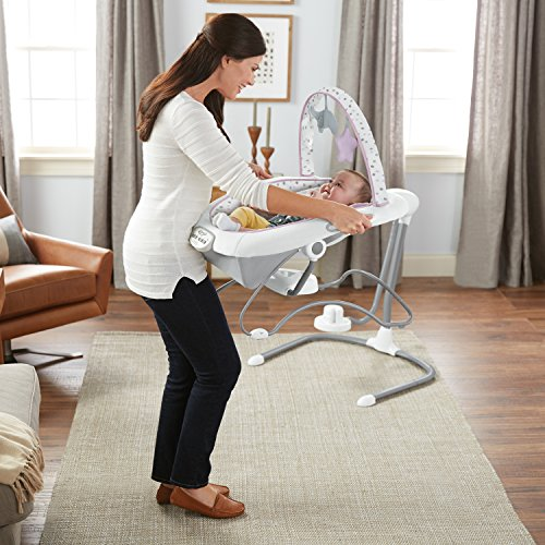 5167sr4vKHL 10 Best Portable Baby Swings on the Market 2021 Review