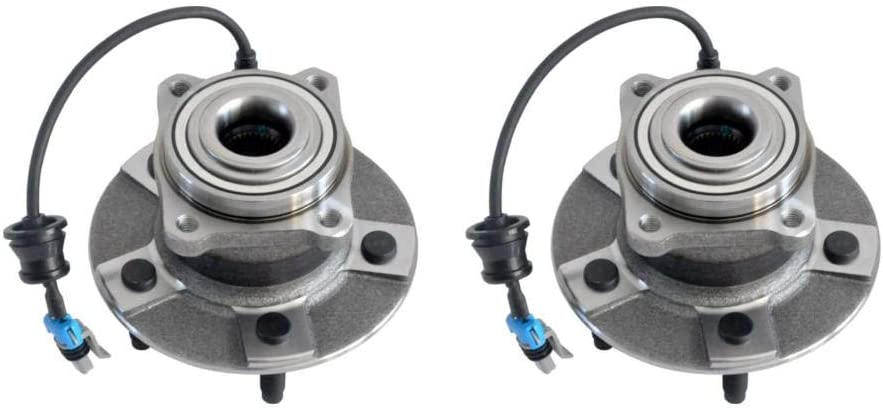 2X Rear Lh Rh Side Wheel Hub Abs ForW Bearing Assembly Houston Mall Shipping included