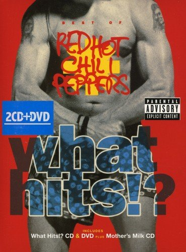 Gift Pack: What Hits / Mother's Milk - 2 CD & DVD