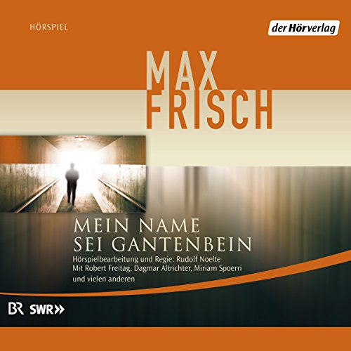 Mein Name sei Gantenbein audiobook cover art