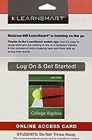 Learnsmart Access Card for College Algebra Essentials