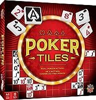 Masterpieces ポーカータイル ボードゲーム