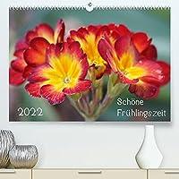Schoene Fruehlingszeit (Premium, hochwertiger DIN A2 Wandkalender 2022, Kunstdruck in Hochglanz): Mit Fruehlingsblueten durch das Jahr! (Monatskalender, 14 Seiten )
