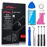 Batería para iPhone XS 2850mAH con 8% más de Capacidad Que la batería Origina, FLYLINKTECH Reemplazo de Alta Capacidad Batería para iPhone XS con Kits de Herramientas de reparación, Cinta Adhesiva