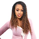 Synthetic Hair Braids FreeTress Water Wave Bulk 22' (6-Pack, 1B)