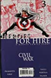 Heroes for Hire, #3, December 2006 Civil War