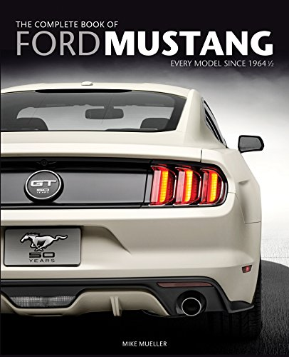 The Complete Book of Ford Mustan...