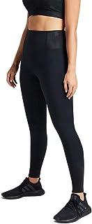 Rockwear Activewear Women's Serengeti Fl Rib Tight Black 14 from Size 4-18 for Full Length High Bottoms Leggings + Yoga Pa...