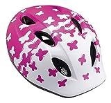 Met-Rx Kinder Fahrradhelm Super Buddy Pink Butterflies
