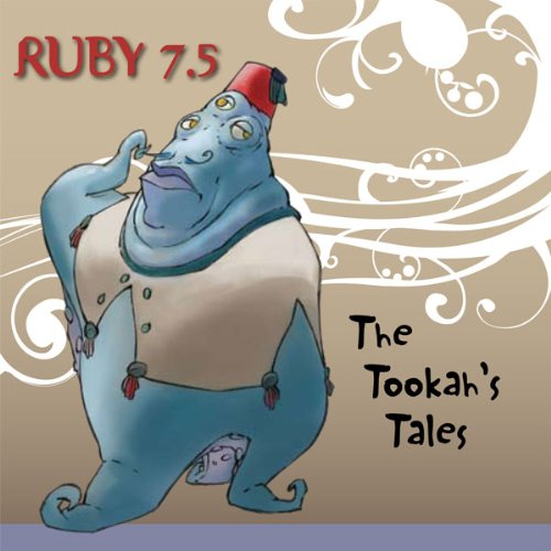 Ruby 7.5 - The Tookiah's Tales audiobook cover art
