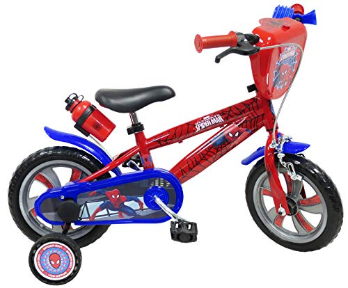 Spiderman Kinderfiets