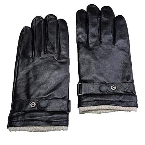 Elodiey Herren Handschuhe Draussen Frühling Hjahr Und Hantel Gewicht Sommer Rutschfeste Handschuhe Für 20er Jahre Männer Und Frauen (Color : Schwarz, Size : L)