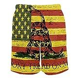 Eslifey American Flag Snake Summer Beach Shorts Herren Badeshorts Boardshort für Mann L Gr. Verschiedene Größen, Multi