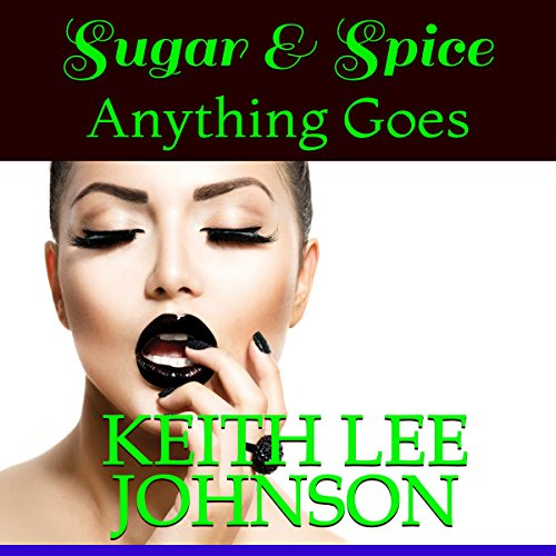 Sugar & Spice audiobook cover art