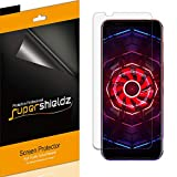 (6 Pack) Supershieldz Designed for ZTE Nubia Red Magic 3 and 3S Screen Protector, Anti Glare and Anti Fingerprint (Matte) Shield