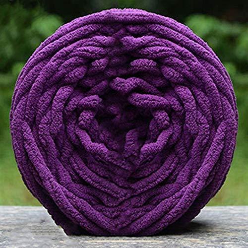 Chunky Yarn, Super Soft Acrylic Bulky Thick Washable Yarn for Arm Knitting DIY Handmade Blankets...