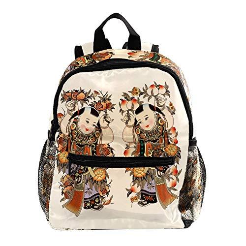 Mochila de transporte para portátil, mochila de viaje, bolso Shool, día de San Valentín, patrón de amor rojo