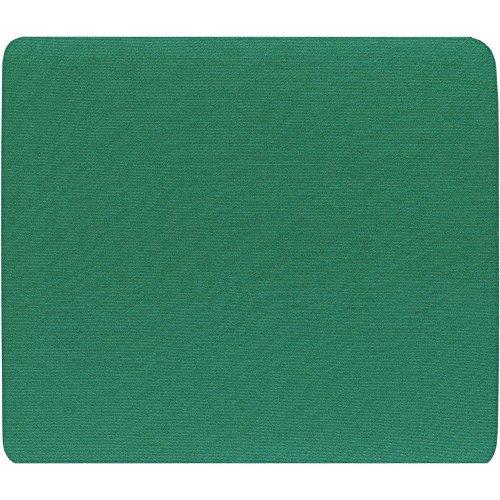 InLine® 21666 Tappetino per Mouse Ottici, Superfice in Tessuto, 250 x 220 x 6 mm, Nero