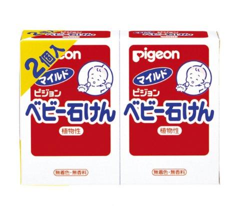 Pigeon ピジョン『ベビー石けん』
