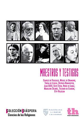 Maestros y Testigos (Colecció Diáspora - Ciencias de las Religiones nº 1) (Spanish Edition)