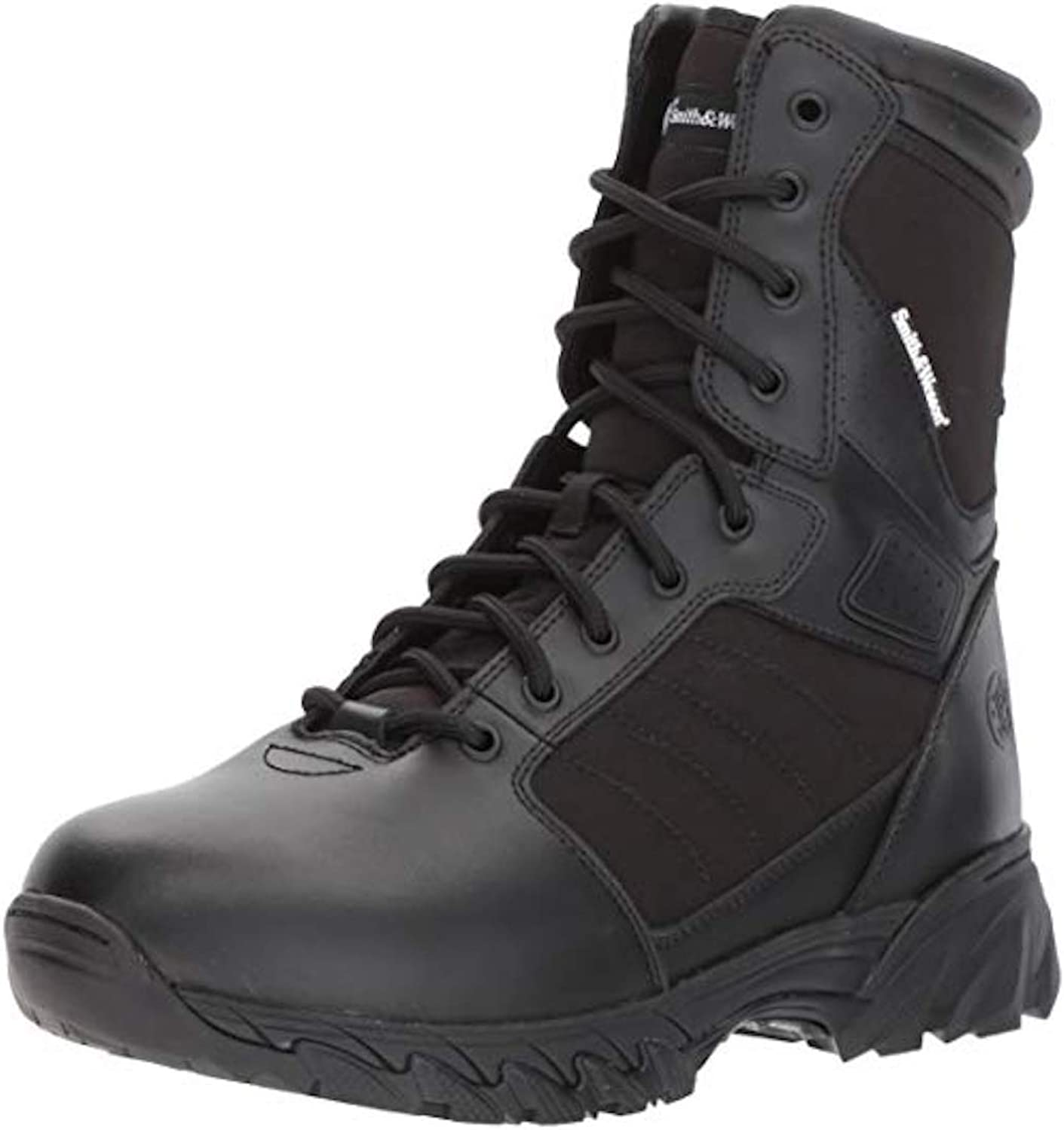 Smith and Wesson Breach 2.0 Men's Tactical Boots, Black, 14D (M) US