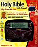 Franklin Holy Bible KJB-1840 Electronic King James Bible