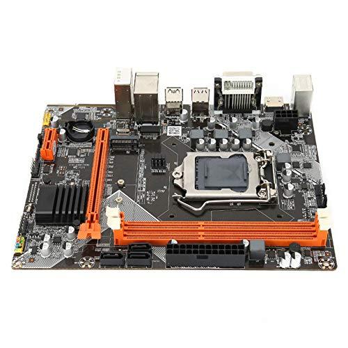 Vbestlife Placa Base M-ATX Compatible con Interfaz de Disco Duro de Alta Velocidad DDR3 M.2 para computadora de Escritorio