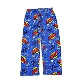 The Big Bang Theory Bazinga Blue Lounge Pants (Adult Small)