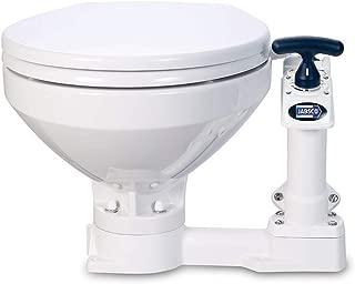 Jabsco Twist n' Lock, Manual Marine Toilet Boating Head