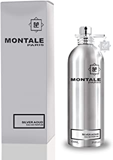 Sliver Aoud by Montale 100ml Eau de Parfum