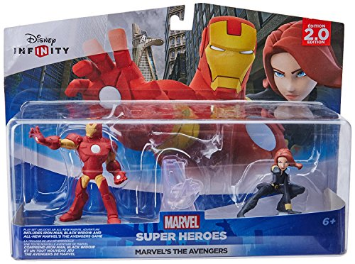 Disney INFINITY: Marvel Super Heroes (2.0 Edition) - Marvel's The Avengers Play Set - Not Machine Specific