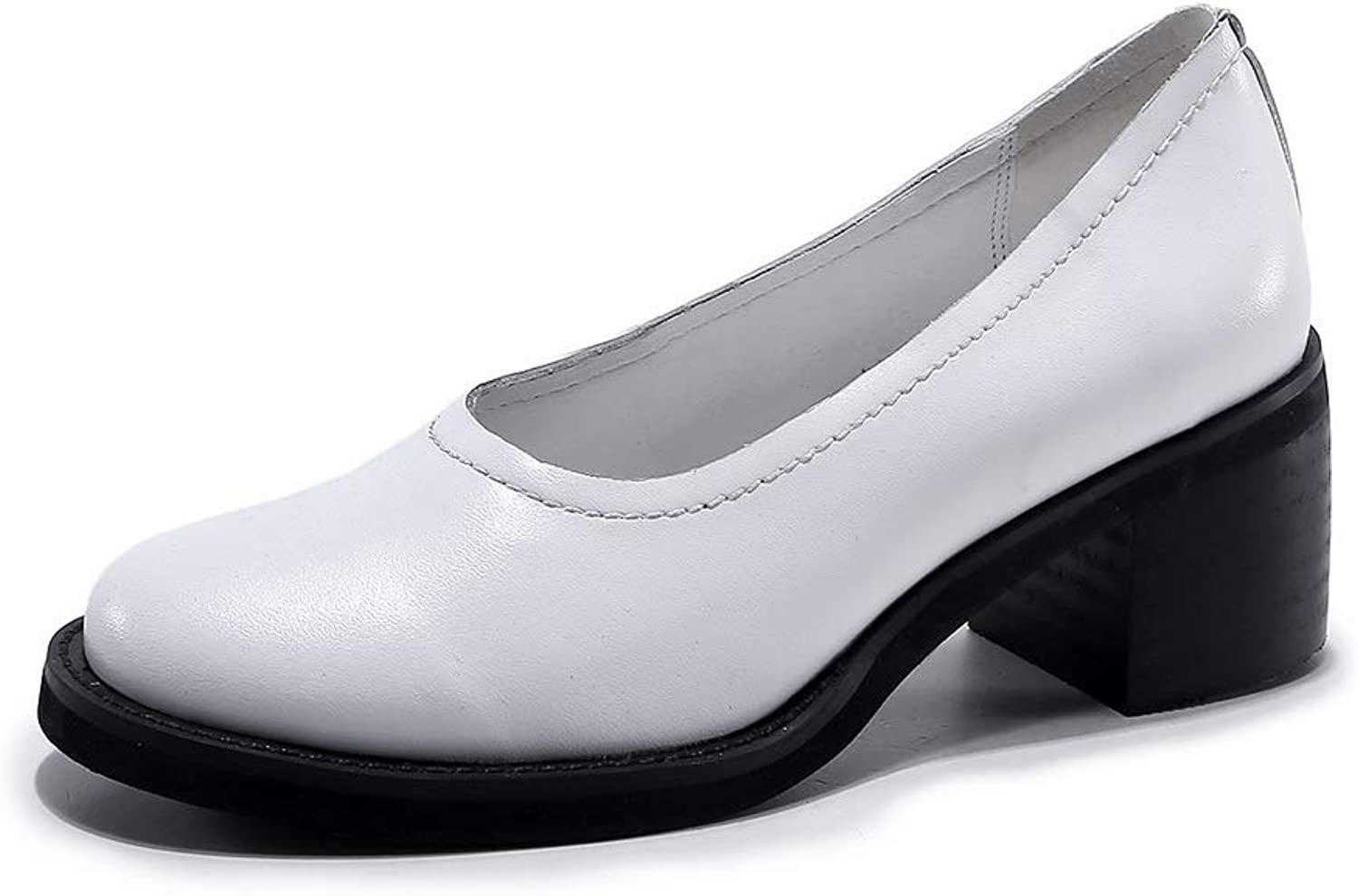 1TO9 Womens Travel Pumps-shoes Burnished Urethane Pumps shoes MMS06583