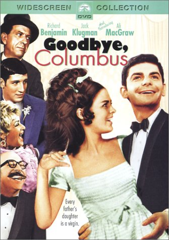 Goodbye, Columbus [Reino Unido] [DVD]