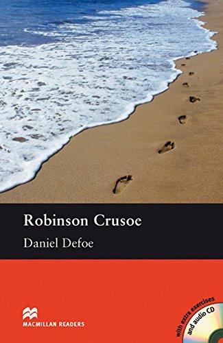 Macmillan Readers Robinson Crusoe Pre Intermediate Packの詳細を見る