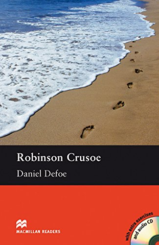 Macmillan Readers Robinson Crusoe Pre Intermediate Packの詳細を見る