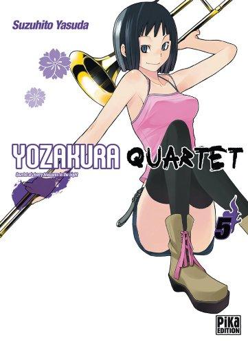 Yozakura Quartet T05: Quartet of cherry blossoms in the night