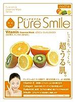 Pure Smile エッセンスマスク ビタミン 23ml☓30枚