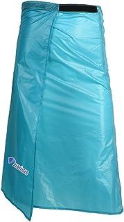 Naiyafly Ligero 15D Revestimiento de Silicona Ropa de Lluvia Ropa de Lluvia Falda Larga para Lluvia Falda Impermeable Pant...