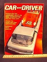 1961 61 December CAR AND DRIVER Magazine (Features: Road Test on 1962 Corvette, Porsche Carrera 2, Monza Sprint, Simca 5, & Jaguar XK-E)