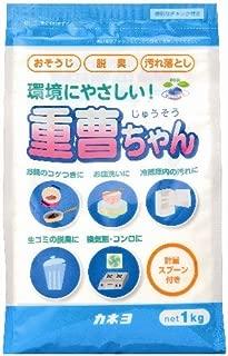 カネヨ石鹸 マルチクリーナー 重曹ちゃん 粉末1kg 計量スプーン付き