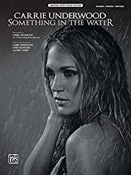 Something in the Water: Piano/vocal/guitar, Sheet
