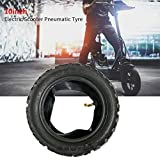 Inner tire and Outer tire for Electric Scooter, Off Road Tire Pneumatic Tyre for Electric Scooter 10x3 inch