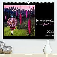 Schwarzwald. Nochmal Anders. (Premium, hochwertiger DIN A2 Wandkalender 2022, Kunstdruck in Hochglanz): Einzigartige Photocollagen aus dem Schwarzwald (Monatskalender, 14 Seiten )