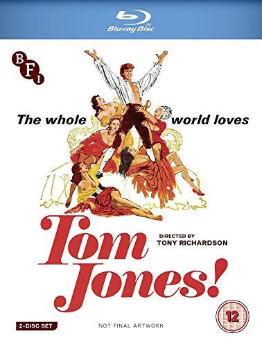 Tom Jones [2-disc set] [Blu-ray]